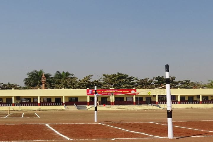 Dhanapal P Khemalapure Central School-Playground