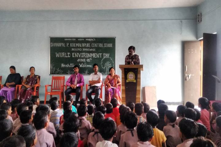 Dhanapal P Khemalapure Central School-Seminar