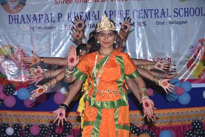 Dhanapal P Khemalapure Central School-Cultural Event