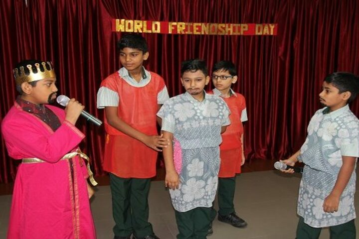 Dhee Global School-Drama