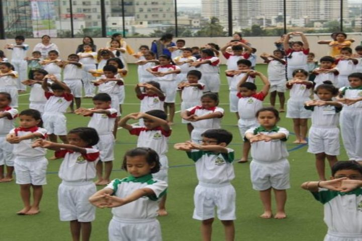 Dhee Global School-Yoga