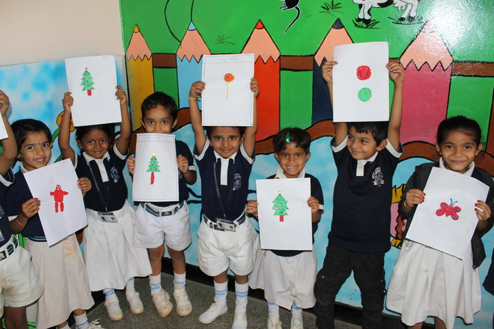 Dolphins Public School-Classroom Activity