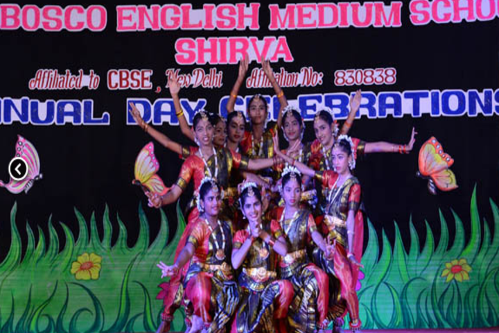 Don Bosco English Medium School-Annual Day