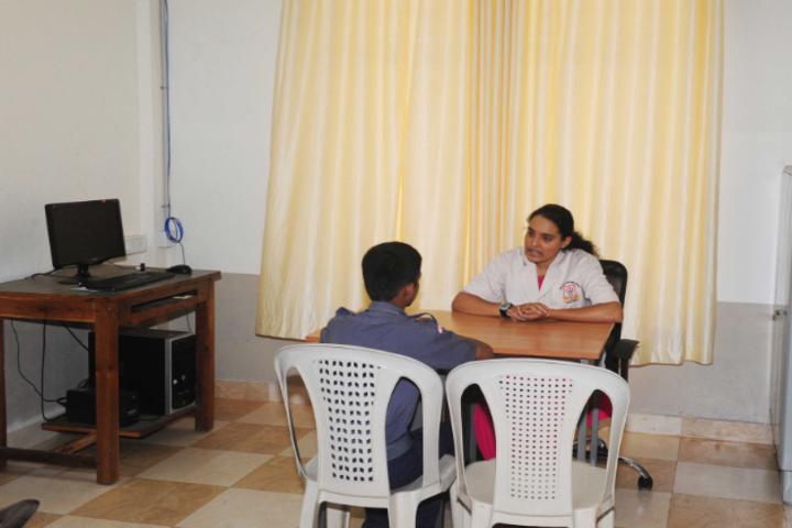 Don Bosco English Medium School-Counselling Room