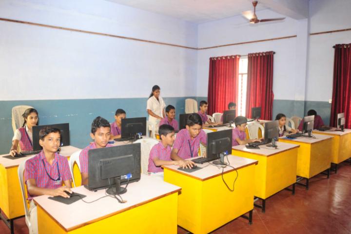 Don Bosco English Medium School-IT Lab