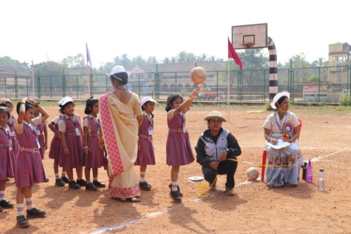 Don Bosco English Medium School-Sports Meet