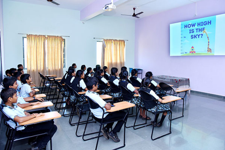 Don Bosco School-Classroom