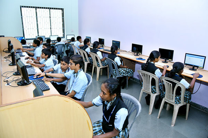 Don Bosco School-Computer Lab