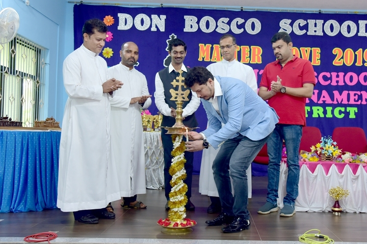 Don Bosco School-Event