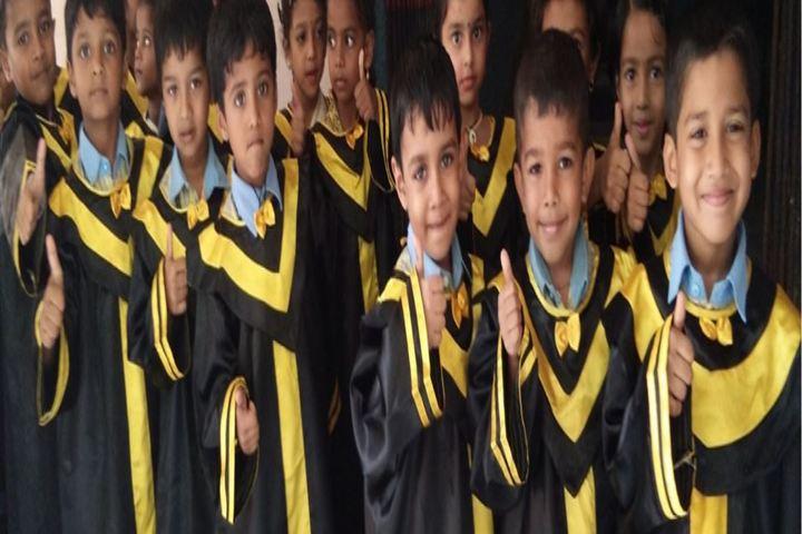 Don Bosco School-Graduation Day