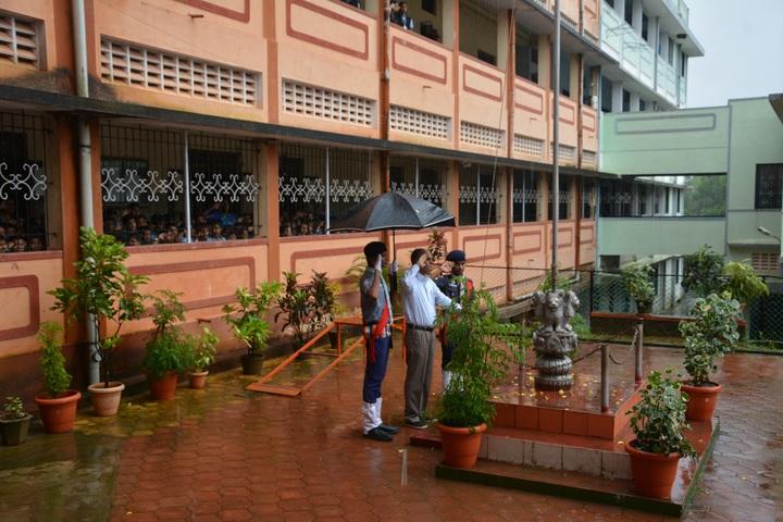 Don Bosco School-Independance Day