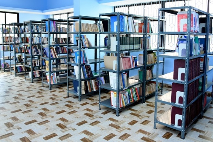 Don Bosco School-Library