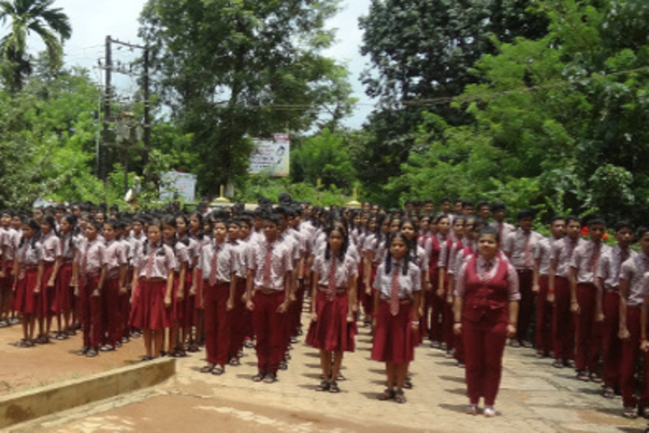 Dr N Shankara Adyanthaya Memorial English Medium High School Nitte-Assembly