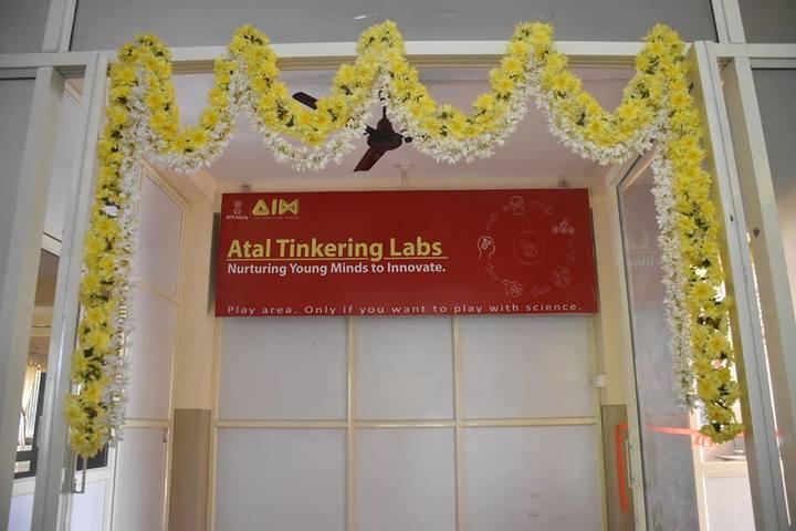 Dr N Shankara Adyanthaya Memorial English Medium High School Nitte-Labs