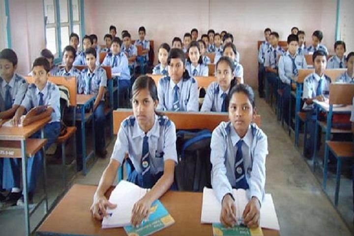 central public school - Class Room