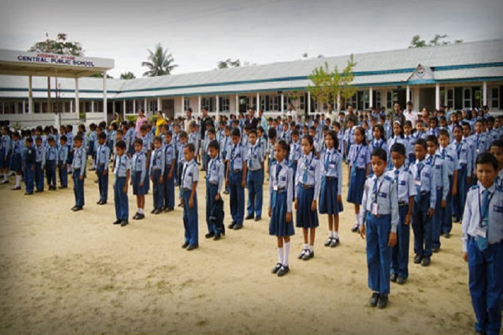 central public school - assembly