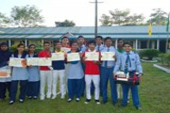 central public school - certificates