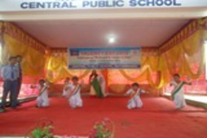 central public school - dance