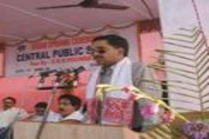 central public school - guest speech