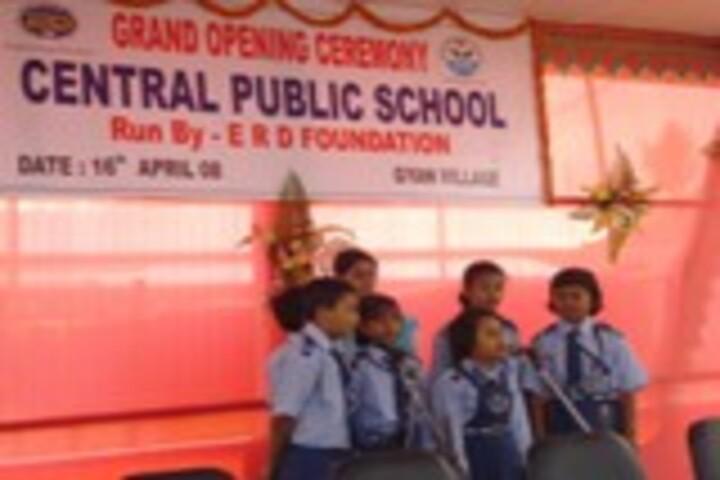 central public school - kindergarden