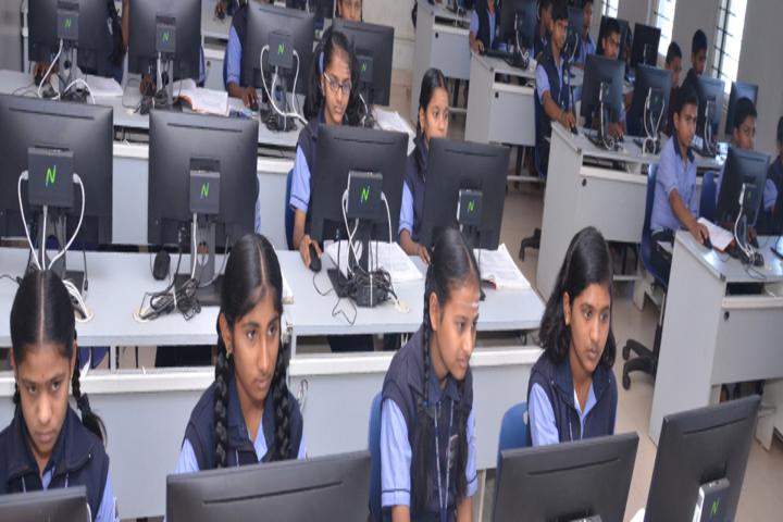 Excellent Public School-Computer Lab
