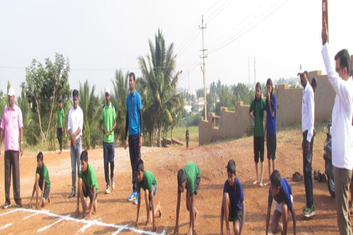 Excellent Public School-Sports Day