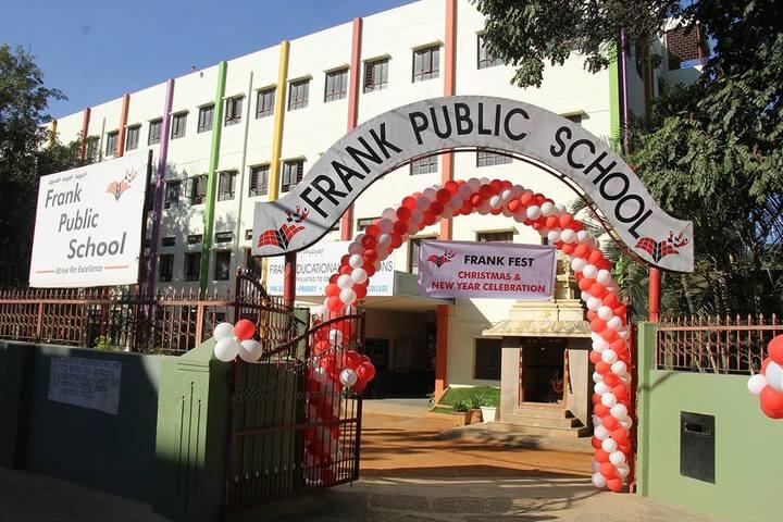 Frank Public School-Campus