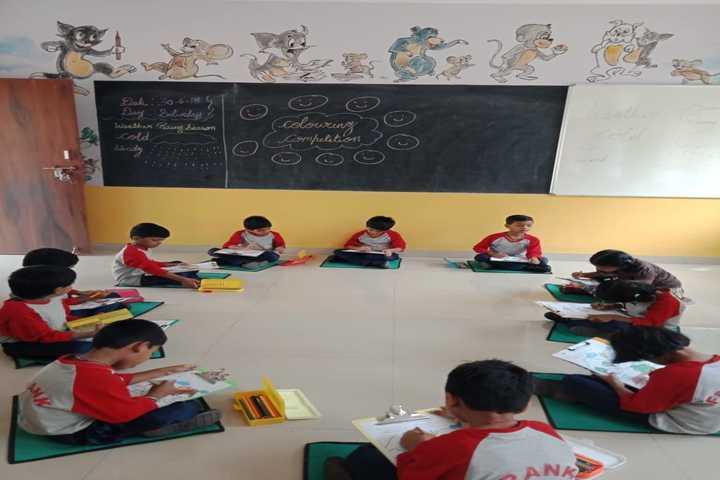 Frank Public School-Classroom Activity