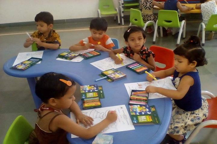 Frank Public School-Classroom