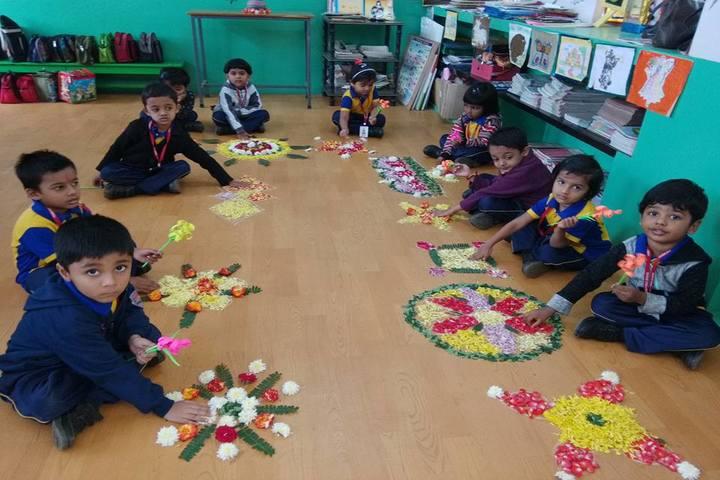 Frank Public School-Onam Celebrations