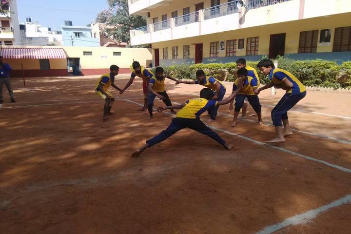 Frank Public School-Sports Day