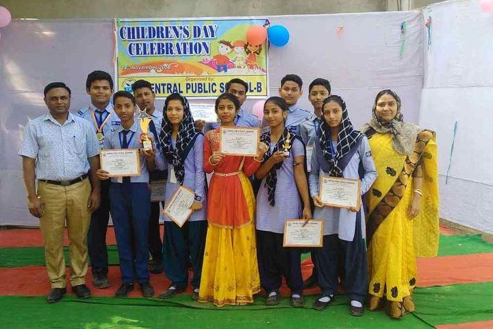 Central public school - childrens day