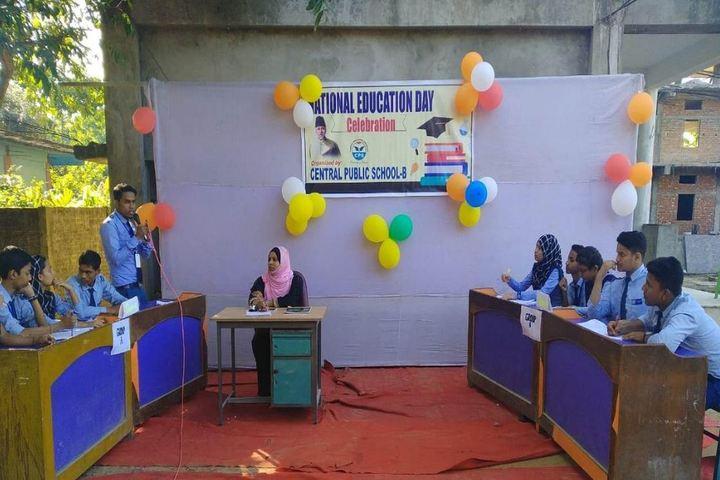 Central public school - debate competition
