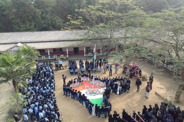 Central public school - independence day
