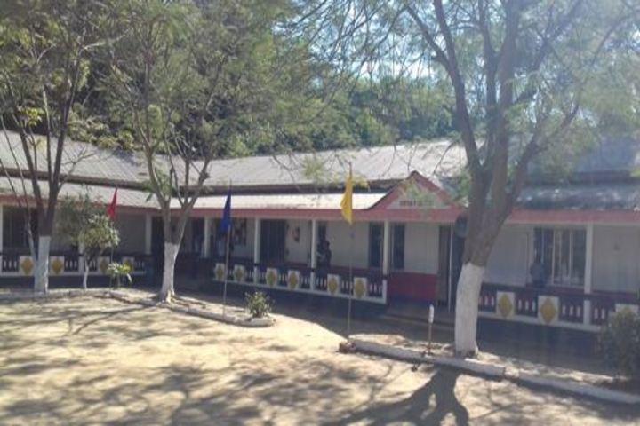 Central public school - school building