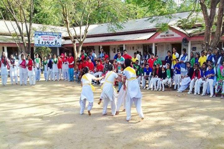 Central public school - sports