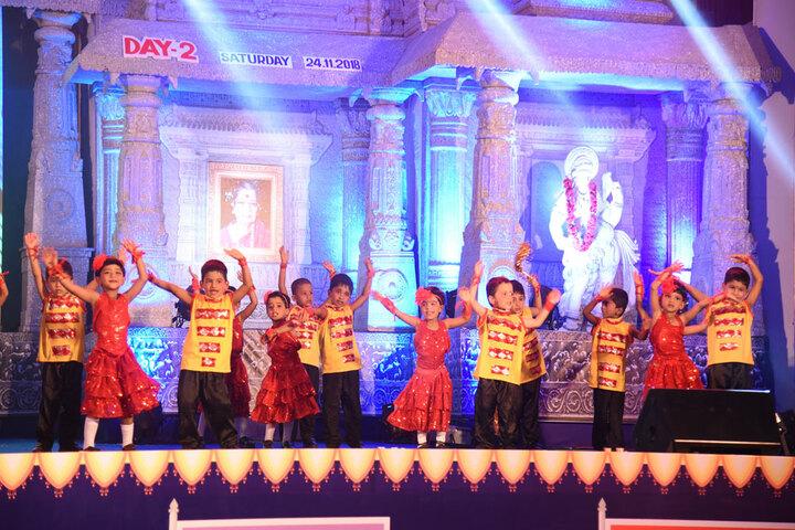 G M Vidyanikethan Public School-Annual Day