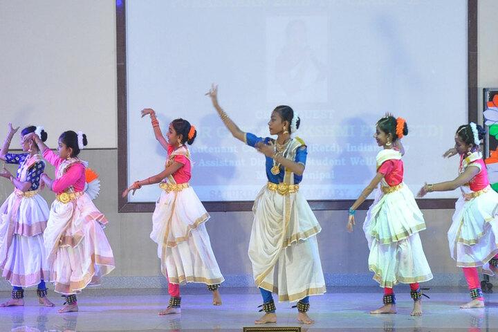 G M Vidyanikethan Public School-Annual Function