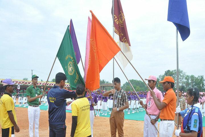 G M Vidyanikethan Public School-Annual Sports Meet