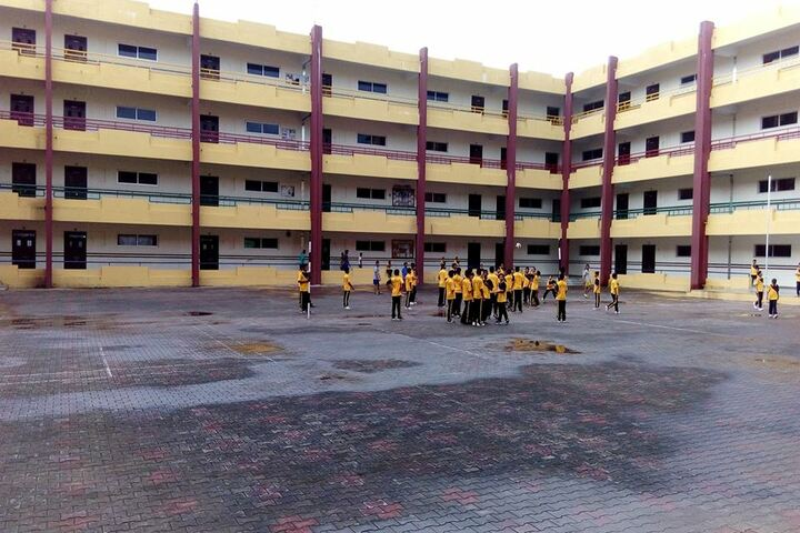 G M Vidyanikethan Public School-Campus