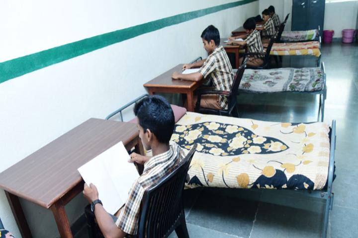 G M Vidyanikethan Public School-Hostel Room