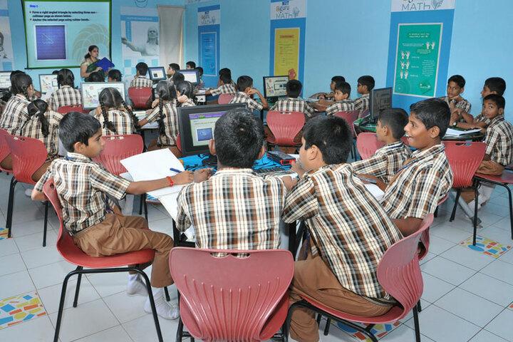 G M Vidyanikethan Public School-IT Lab