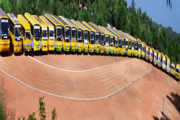 G M Vidyanikethan Public School-Transport