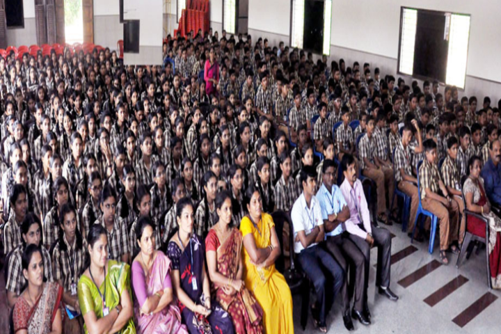 G M Vidyanikethan Public School-Workshop