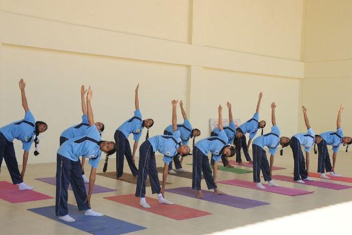 Giridhanva School-Yoga