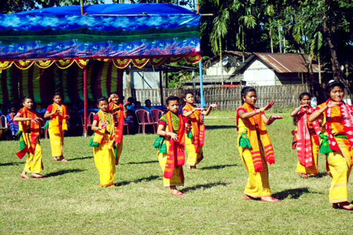 Centre For New Learning-Cultural Dance