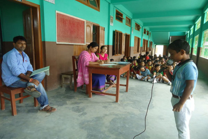 Centre For New Learning-Poem Recitation