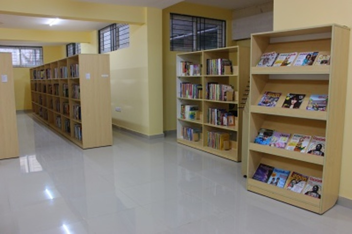 Global City International School-Library