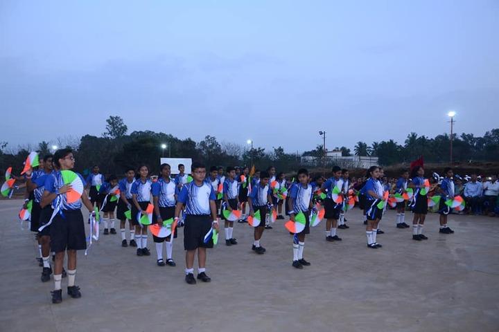 Good Shepherd Central School-Sports Meet