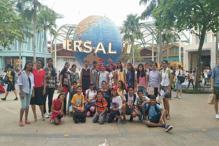 Good Shepherd Central School-Industrial Tour